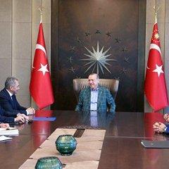 Эрдоган и Шойгу обсудили создание зон деэскалации в Сирии