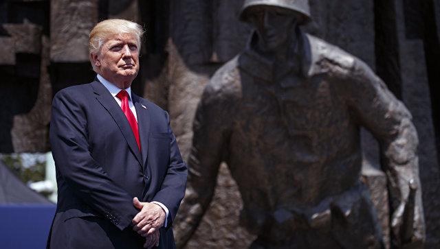 Трамп бросает «своих» сирийцев и поляков. Потому что «своих» нет
