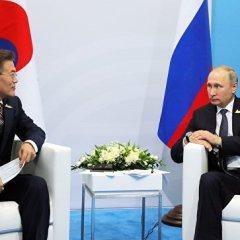 Президент Южной Кореи пригласил Путина посетить свою страну