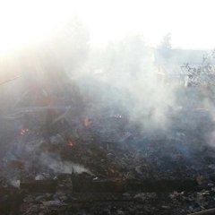 Пожар в Братске унес жизни семи человек