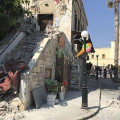Кос выстоял: мэр острова рассказал о последствиях землетрясения