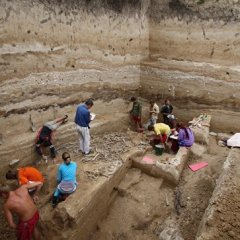 Археологи нашли под Выборгом уникальный курганный комплекс эпохи бронзы