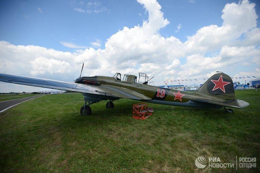 Новый МиГ-35, Т-50 и арктические беспилотники на открытии МАКС-2017
