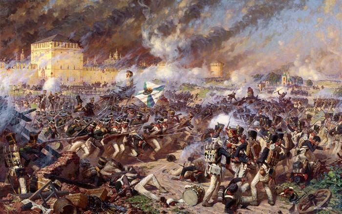 Краткий курс истории — Выиграть время у Наполеона