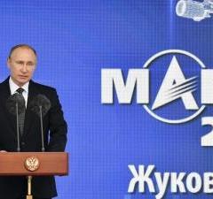 روسيا بصدد تعزيز مكانتها في مجال صناعة الطيران والفضاء