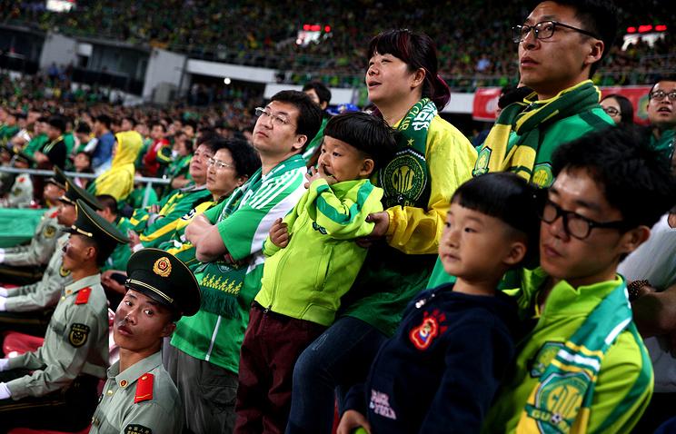 Из китайского футбола ушли безумные деньги