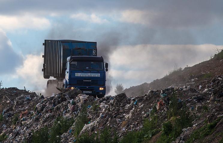 Подмосковье будет искать средства на закрытие мусорного полигона «Астапово» в 2017 году