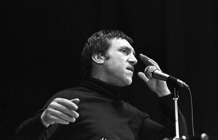 Губернский театр представит спектакль «Высоцкий. Рождение легенды» с участием Безрукова