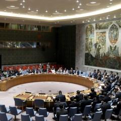 В СБ ООН заблокирован проект заявления, осуждающего обстрел посольства РФ в Дамаске