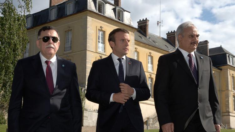 هل يكمل ماكرون ما بدأه ساركوزي؟