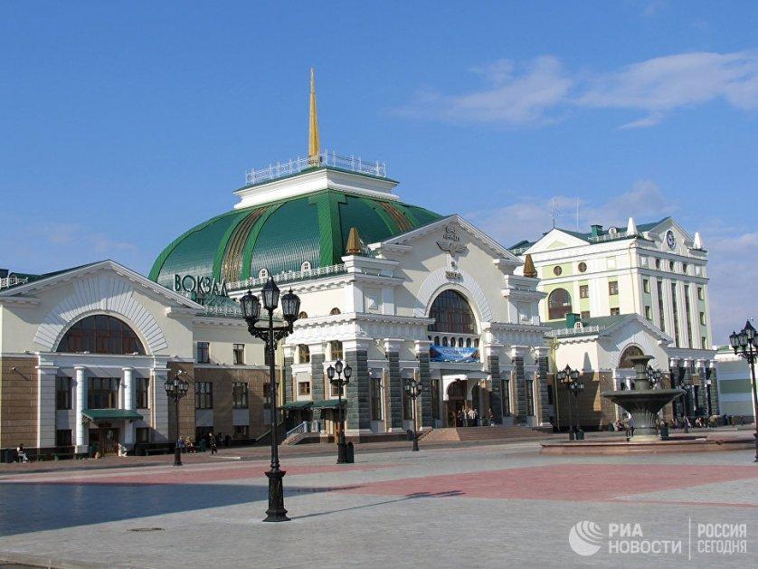 """На шестой позиции """"Индекса качества городской среды"""" - Красноярск. Он набрал 141 балл."""