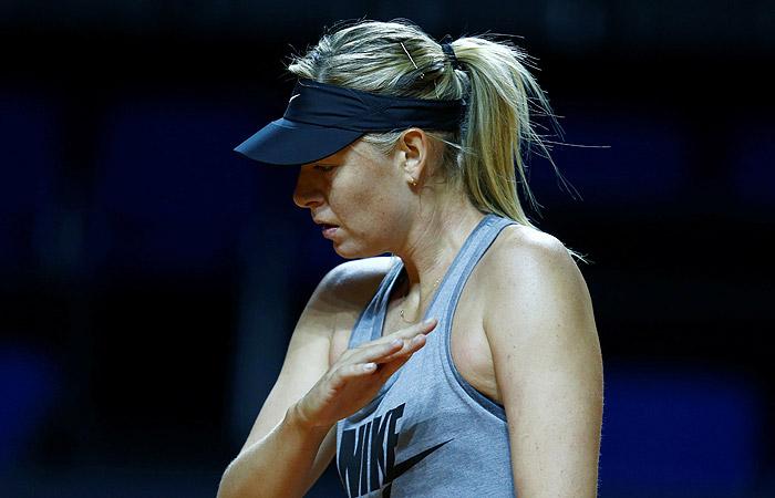 Шарапова опустилась на 173-е место в рейтинге WTA