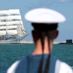 День ВМФ: боевые корабли, подлодки и флотская авиация