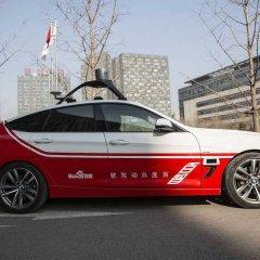 Microsoft и Baidu объединились для разработки систем для беспилотных автомобилей