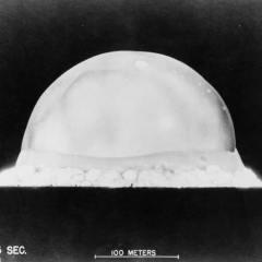 Этот день в истории: 16 июля 1945 года — первый ядерный взрыв (испытание Тринити)