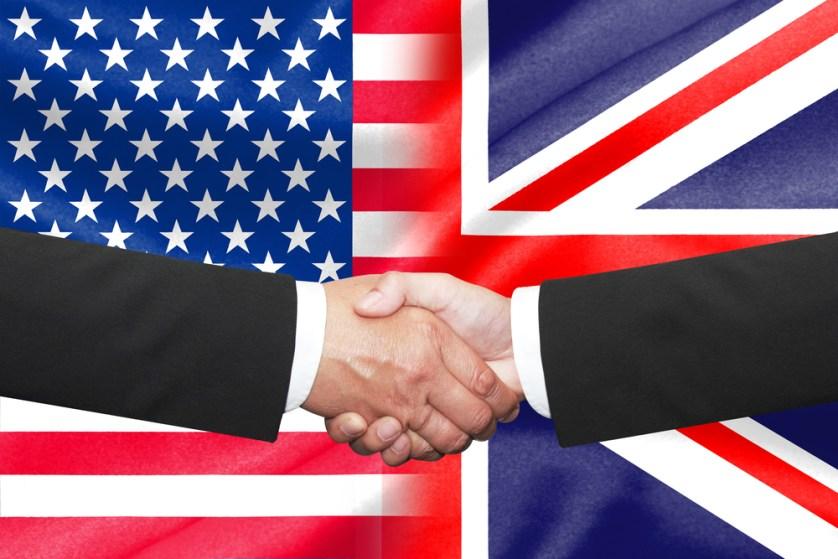 Трамп заявил, что США готовят крупное торговое соглашение с Великобританией