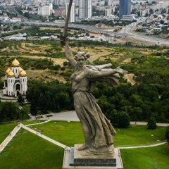 В Волгограде отрицают существование Парка вдов, где якобы вырубили деревья
