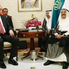 Эрдоган провел переговоры с эмиром Кувейта: последний пункт турне — Катар