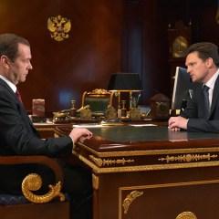 Медведев рекомендовал Подгузова на должность гендиректора «Почты России»