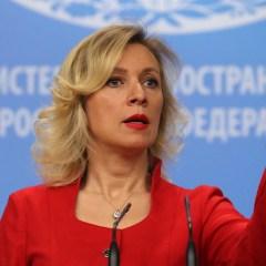Захарова сообщила о получении сирийскими боевиками химоружия
