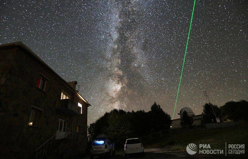 Специальная астрофизическая обсерватория Российской академии наук находится у подножия горы Пастухова в Зеленчукском районе Карачаево-Черкесии.