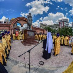 Общественники просят прокуратуру проверить законность памятника Николаю II в Новосибирске