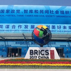 Китай пригласил на саммит БРИКС представителей пяти стран