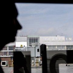 В Екатеринбурге самолет «Аэрофлота» совершил вынужденную посадку