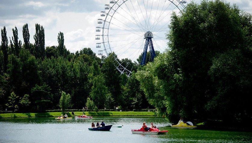 Объем выбросов парниковых газов в Москве сократился на 12 миллионов тонн