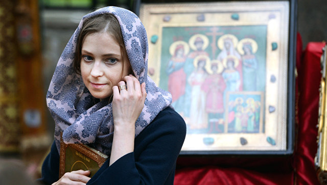 Поклонская снялась в клипе о Крыме