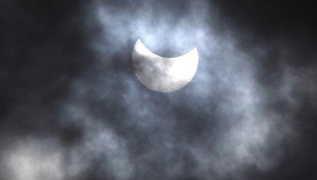 «Великое американское» затмение Солнца будет частично видно с Чукотки