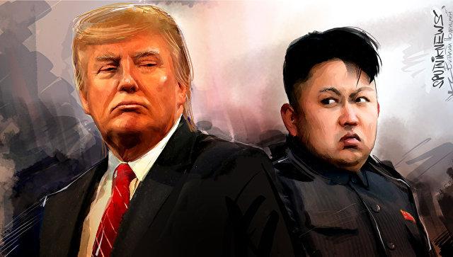 Кто устроил погромы в США и корейский кризис. Эксклюзивный фельетон