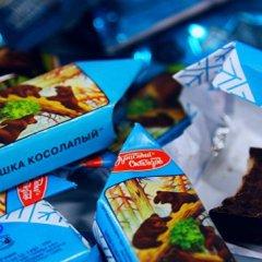 В Латвии запретили продажу российских конфет «Мишка косолапый»