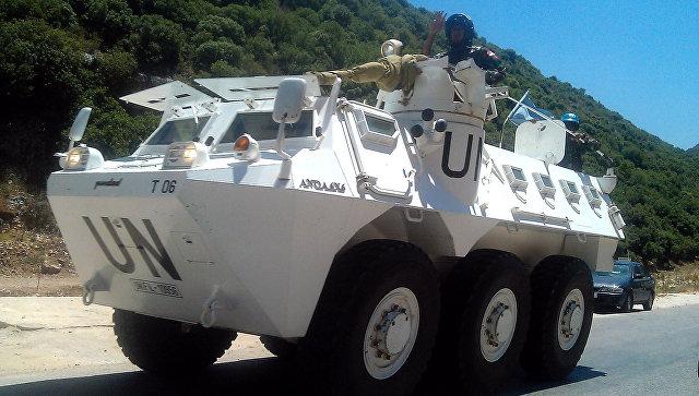 Небензя: большинство в СБ ООН против изменения мандата миссии в Ливане