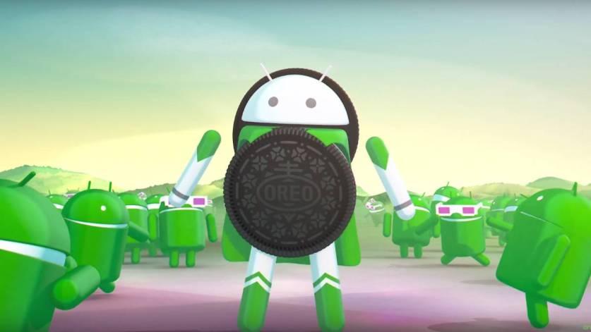 Новая операционная система Google получила название в честь печенья Oreo