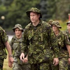 Что делали канадские военнослужащие на сирийско-ливанской границе?