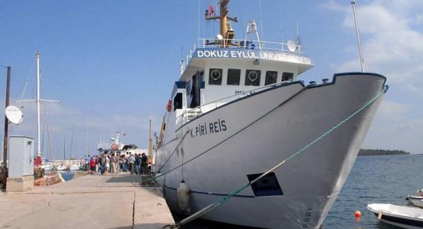 استقالة قائد الأسطول البحري التركي