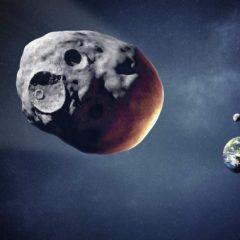 NASA опубликовало видео сближения Земли с астероидом Florence