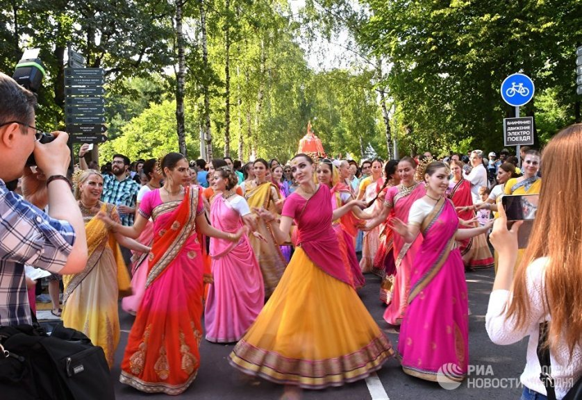 День независимости Индии в «Сокольниках»