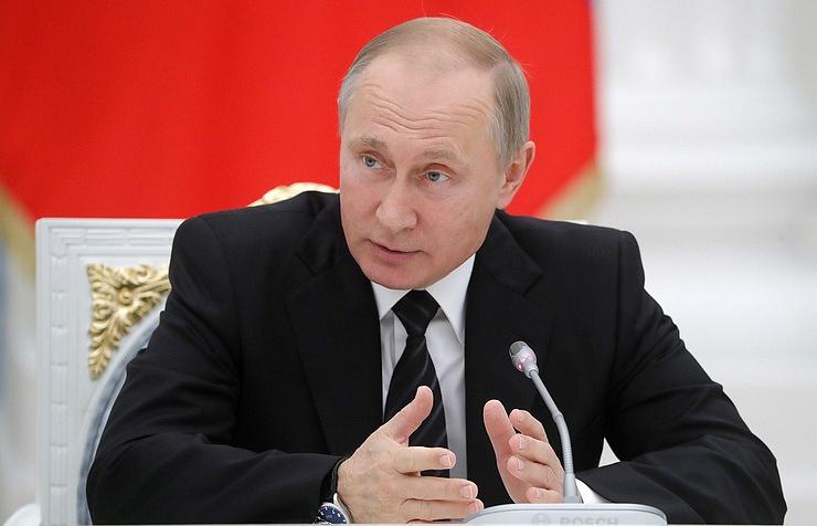 Путин поддержал идею фильма о математике Перельмане
