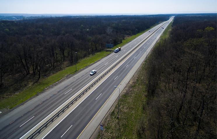 Участок трассы М-4 «Дон» станет платным с конца 2017 года