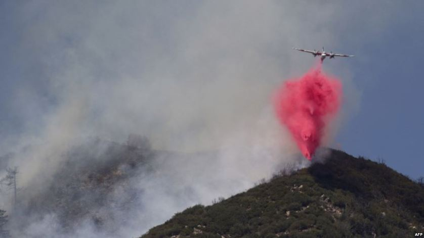 حرائق الغابات في مونتانا.. إجلاء سكان 743 منزلا