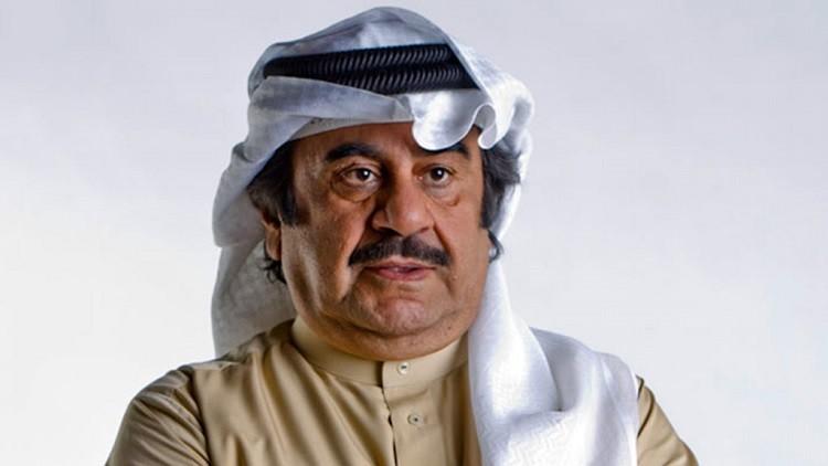 """""""عملاق المسرح الخليجي"""" يوارى الثرى في وطنه"""