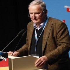 """حزب """"البديل من أجل ألمانيا"""" يشدد على ضرورة الاعتراف بالقرم أرضا روسية"""