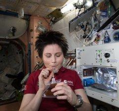 Итальянский эспрессо снова в космосе