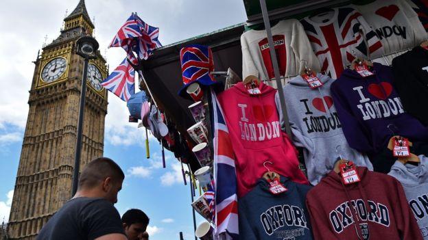 انخفاض قيمة الجنيه الاسترليني يجتذب السياح