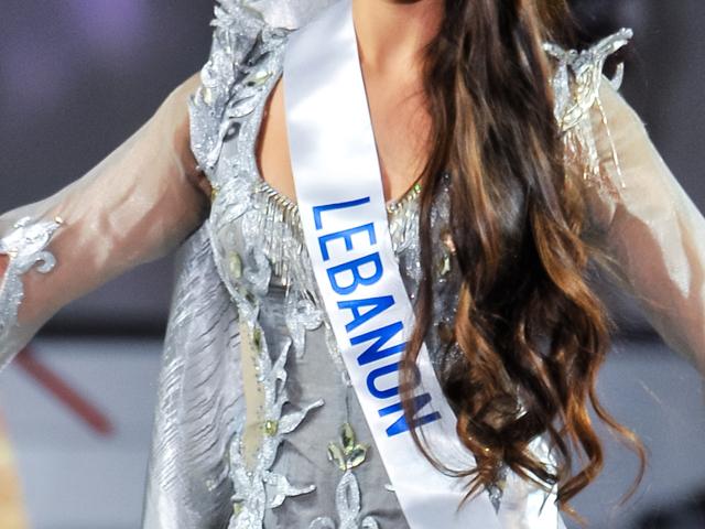 «Мисс Ливан Эмигрант» была лишена титула за посещение Израиля