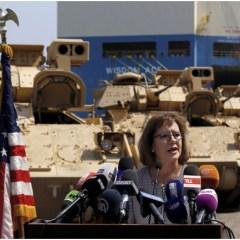 Америка Ливану подарила БМП