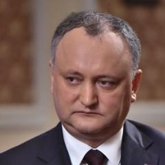 Додон: десятки тысяч молдаван нашли работу, благодаря налаживанию отношений с Россией