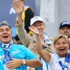 «Зенит» вышел в раунд плей-офф Лиги Европы